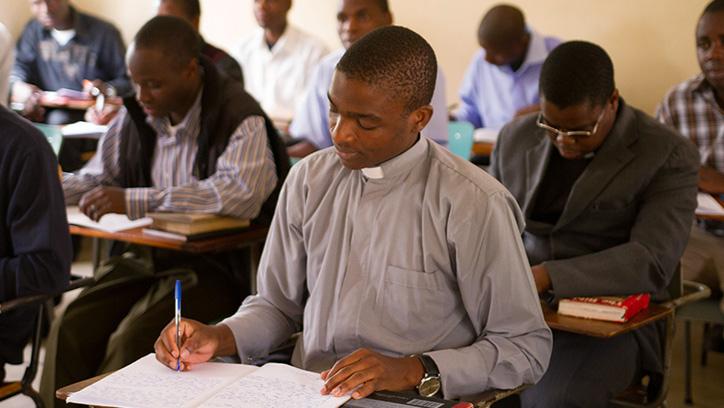 scholarships for pastors
