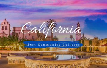 labing kaayo nga mga kolehiyo sa komunidad sa California