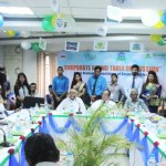 Round Table Discussion at Green University
