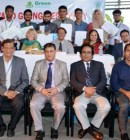 BookReading Competition at Green University