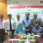Green University signed MoU  with Horizon Group