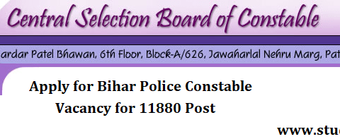 CSBC Bihar Police