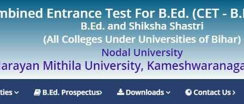 BED CET LNMU ENTRANCE 2021 EXAM