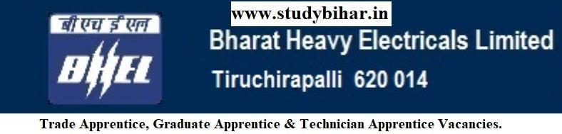 Apply Online for Trade Apprentice, Graduate Apprentice & Technician Apprentice Vacancy-2021