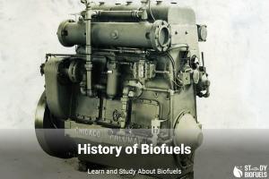 history of biofuels