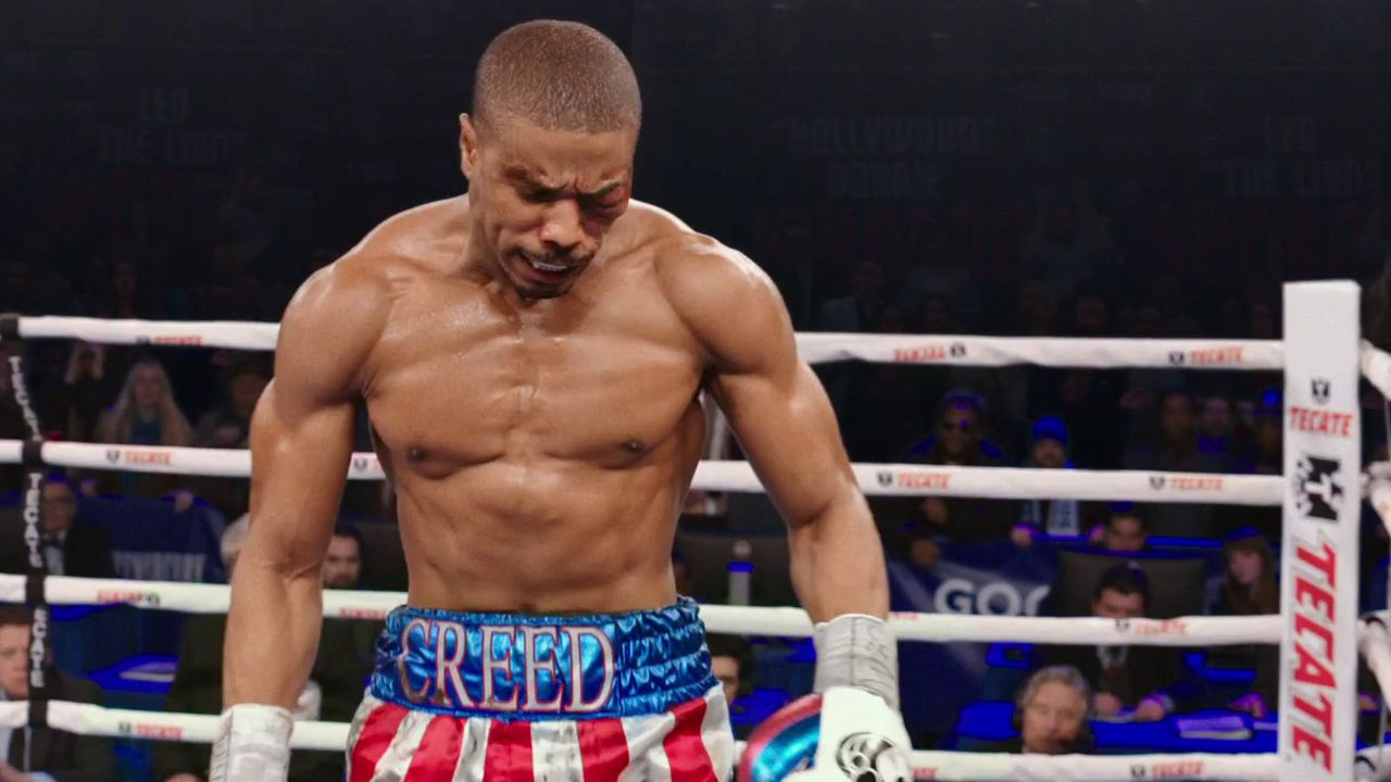 Creed A Review of the Exceptional New Rocky Movie Thats