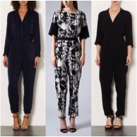 Topshop Jumpsuits perfect for a flawless New Years outfit