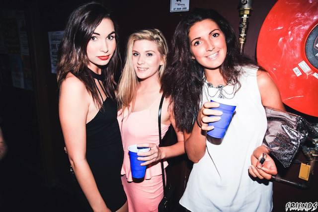 Who the hell is Meggggf? A Drunken Girl's Guide to Finding a Best Friend for the Night