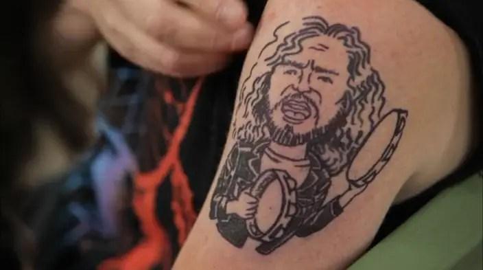Breaking: Gen Y Student Doesn't Want Tattoos