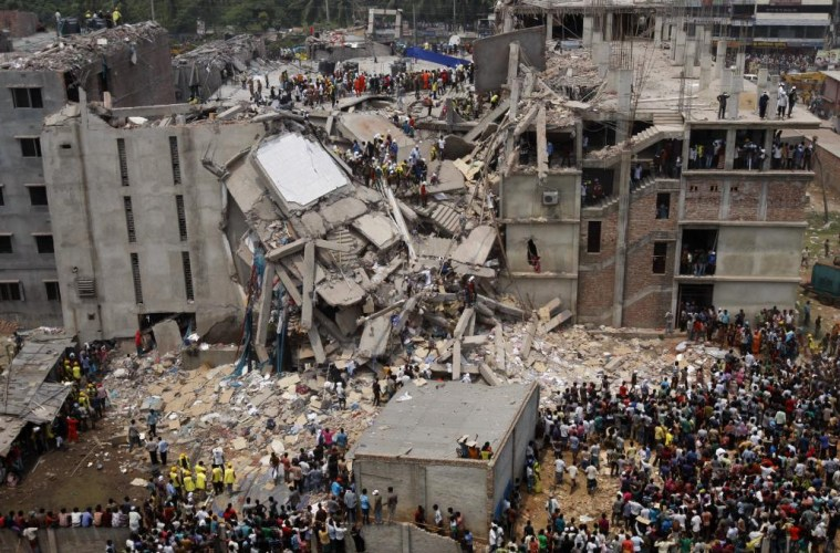 Why the Rana Plaza Collapse Should Change How You Shop