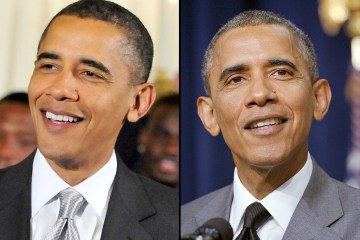 Freshman Year vs. Senior Year
