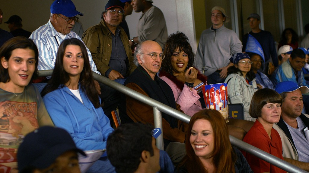 Larry David in 'Carpool Lane'