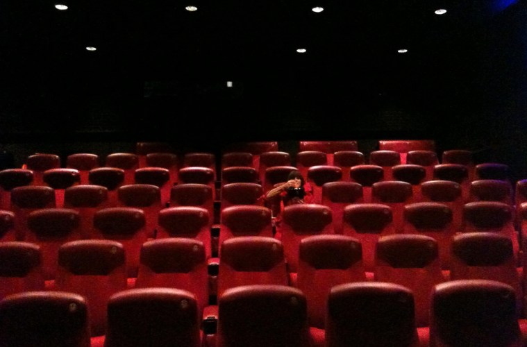 Staycations from Hell: I Kicked Myself Out of a Movie Theatre