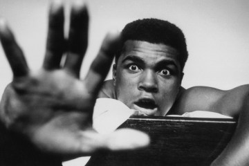 Though a Generation Apart, Muhammad Ali Still Inspires Today's Students