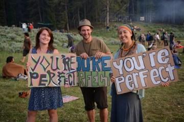 Make Love, Not War: Explore a Rainbow Gathering This Summer