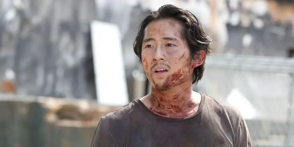 Glenn from Walking Dead