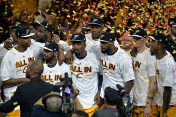 """""""One for the Land"""": The Saga of Cleveland's NBA Championship"""