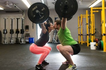 Why working out together keeps couples together.