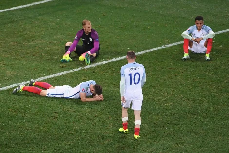 England's Sucky Soccer Team