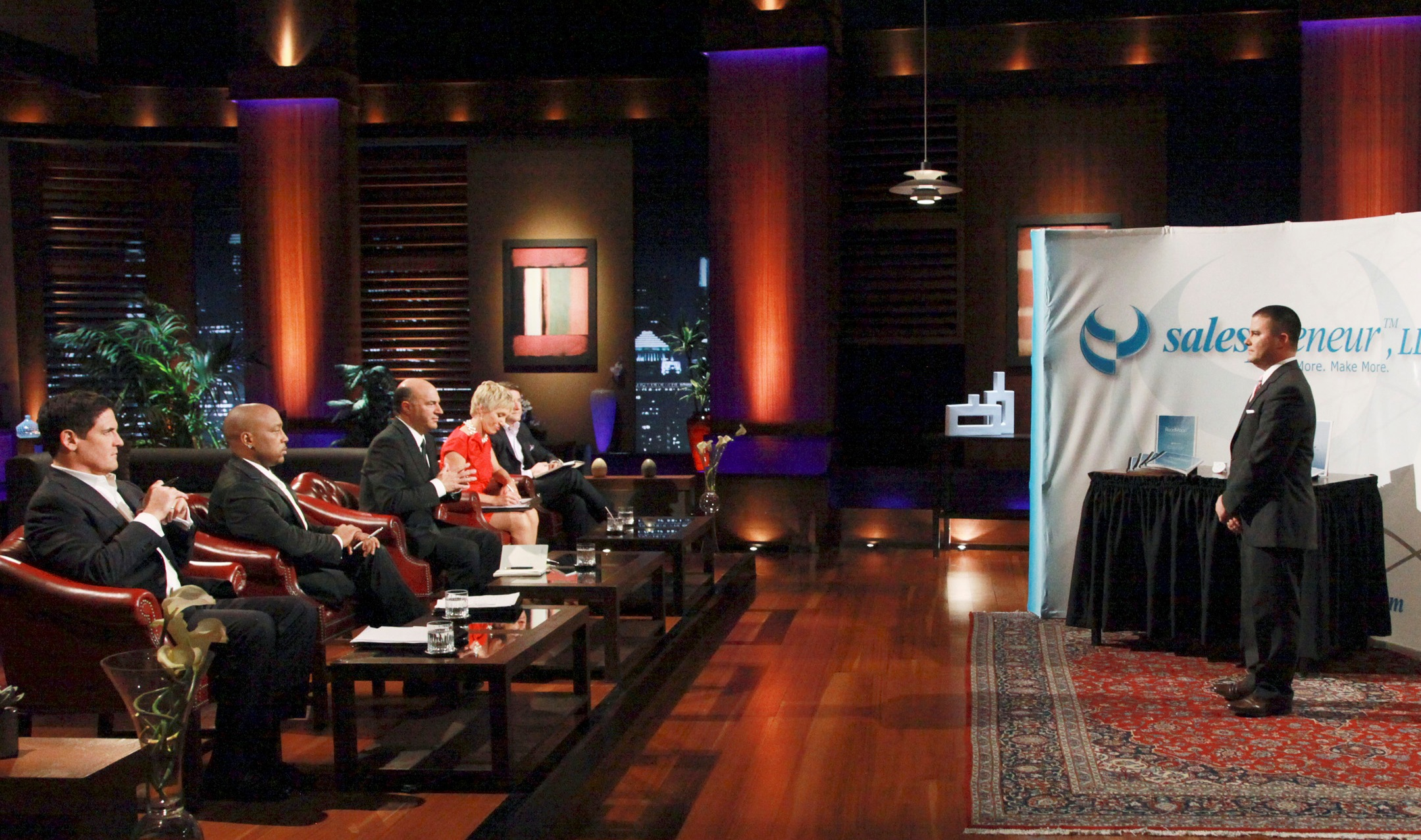 A Character Analysis of All the Sharks on Shark Tank