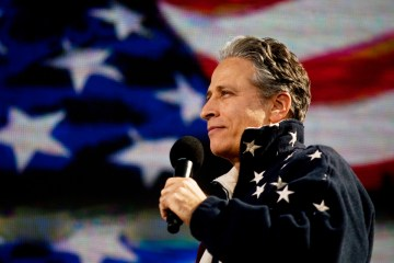 The Only Prescription is More Jon Stewart
