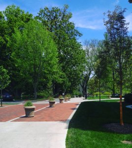 Penn State Campus; University Park, Pennsylvania