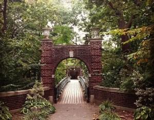 Rutgers University Campus; New Brunswick, New Jersey