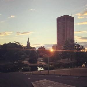 Umass Campus; Amherst, Massachusetts