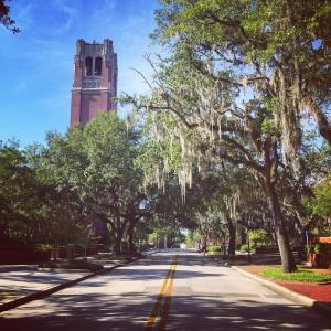 University of Florida Campus; Gainesville, Florida