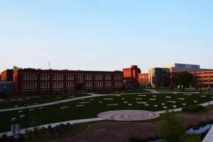 University of Wisconsin Campus; Madison, Wisconsin