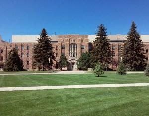 University of Wyoming Campus; Laramie, Wyoming