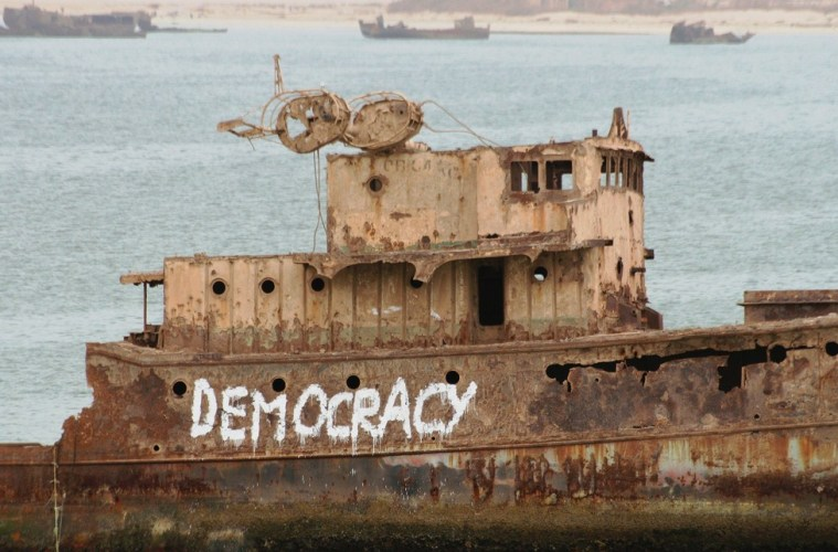 Is Democracy Broken?