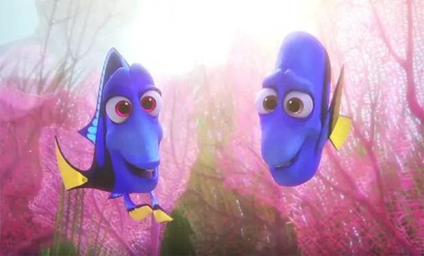 Dory's Parents