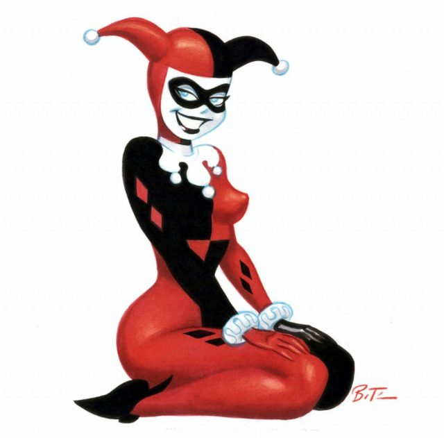 Harley-Quinn-Animated