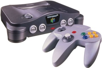 Celebrating 20 Years of the Nintendo 64
