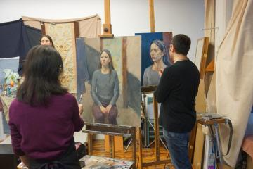 So You Signed Up for an Art Class and Then Realized You're Terrible
