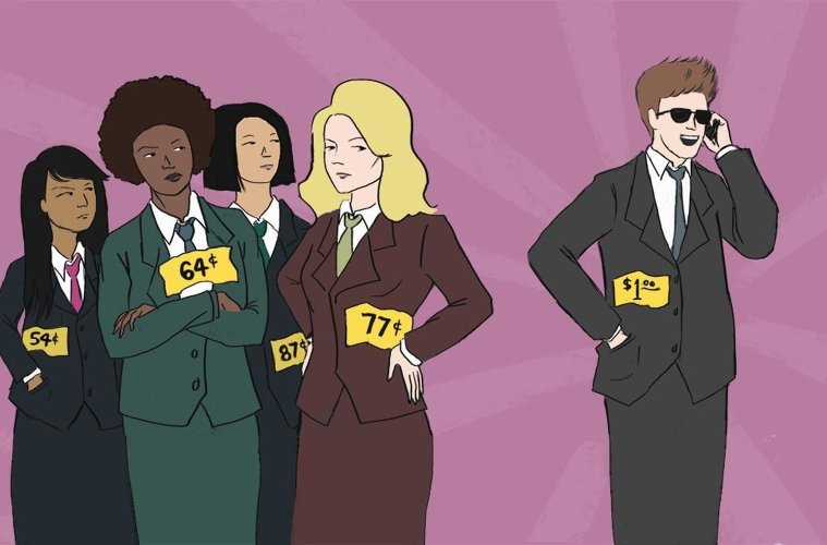 Will the Gender Pay Gap Shrink in the Future?