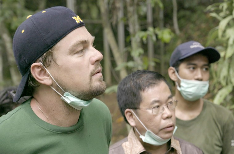 """Climate Change, Global Warming and DiCaprio: A Review of """"Before the Flood"""""""