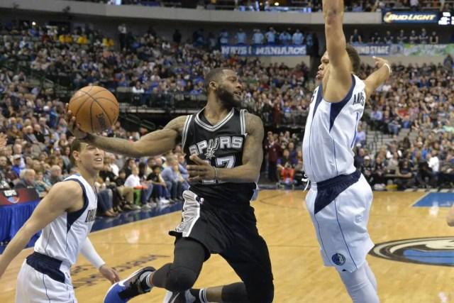 Jonathon Simmons: The NBA's Horatio Alger Story