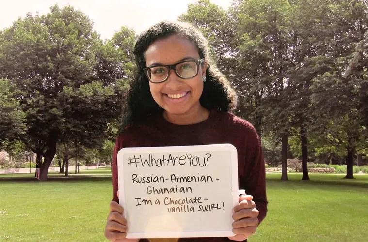 Leona Amosah, the Founder of SWIRL, Talks Diversity and Identity