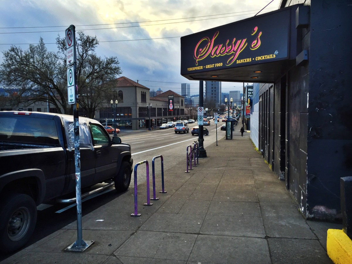 What I Learned Visiting Portland's Most Notorious Strip Clubs
