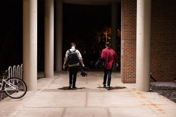 Twin Filmmakers at Syracuse University Share a Vision of Success
