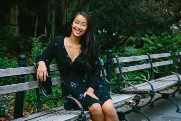 Harvard Freshman Nadya Okamoto Is at the Forefront of Menstrual Rights