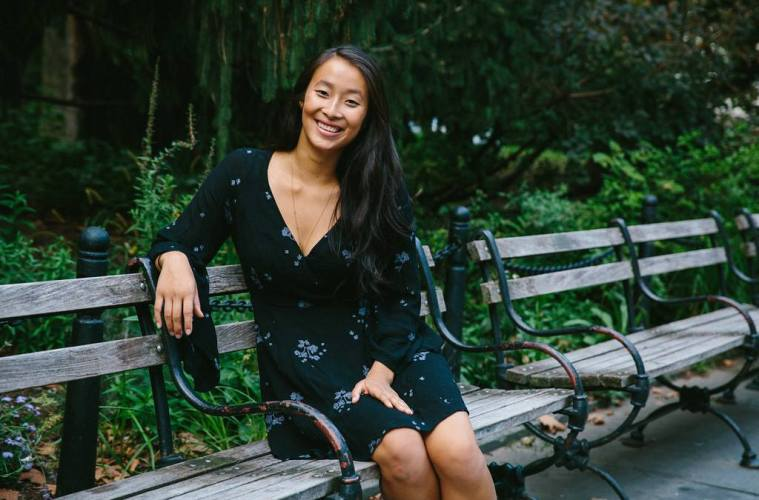 Harvard Freshman Nadya Okamoto Is at the Forefront of Menstrual Rights