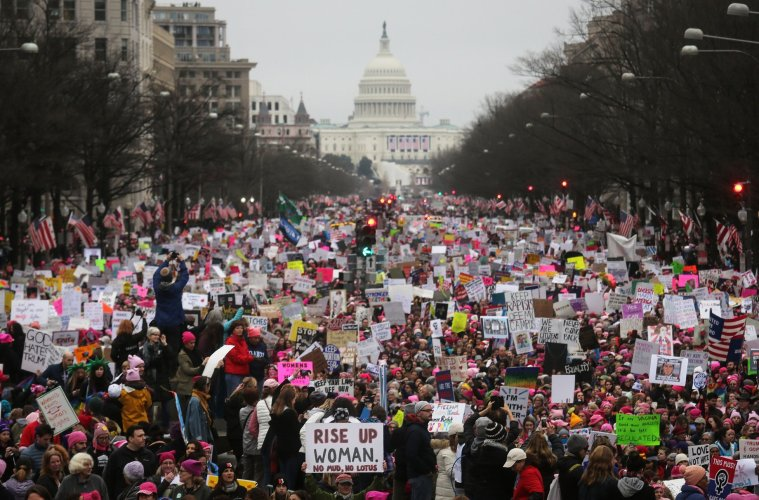 The Women's March: Equality for White Women or All Women?