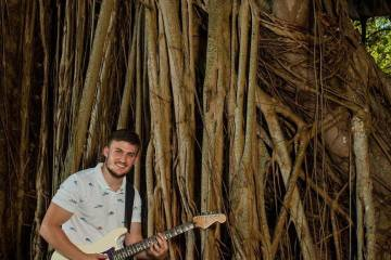 USF Student George Pennington Is a Musical Missionary