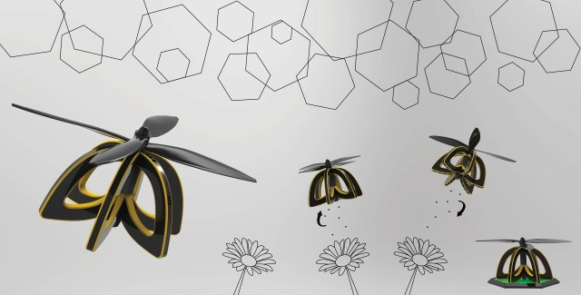 SCAD Student Anna Haldewang Has Created a 'Plan Bee'
