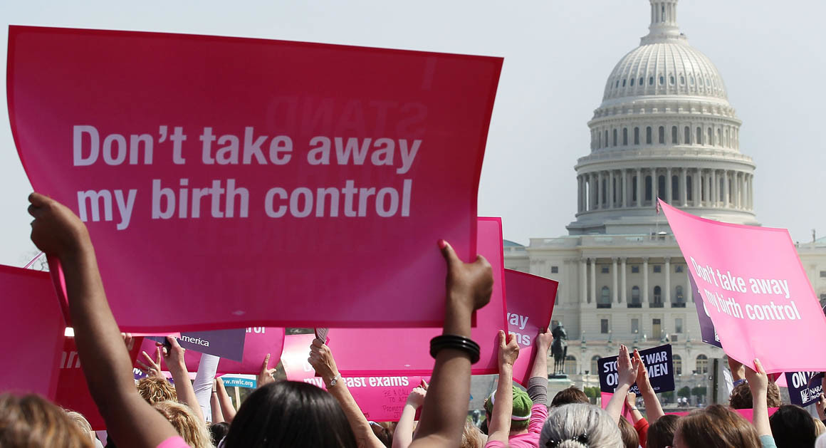 Trump gives states power to cut off Planned Parenthood money