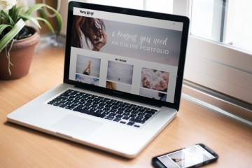 Improve Your Marketability with an Online Portfolio