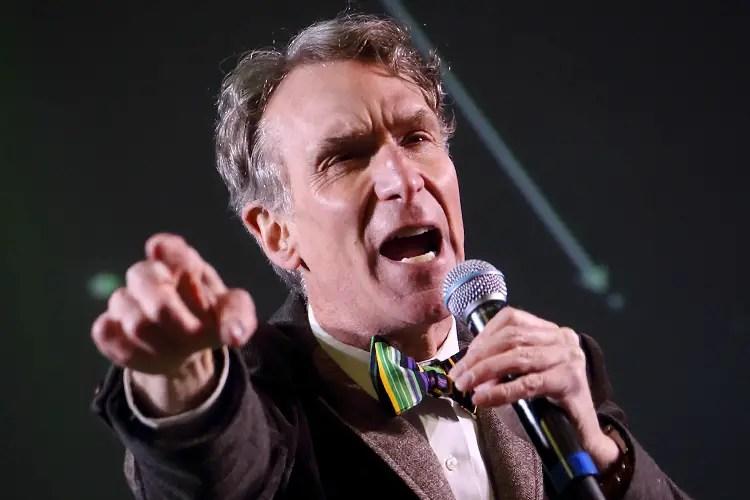 Bill Nye the Animosity Guy